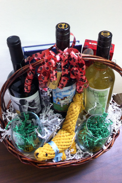 Ultimutt Gift Basket