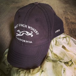 Mutt Lynch Winery Hat