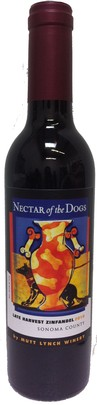 2015 Nectar of the Dogs Late Harvest Zinfandel