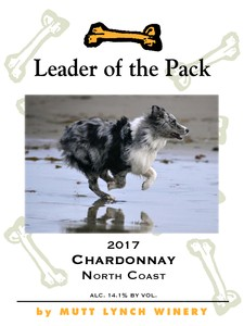 2017 Leader of the Pack Chardonnay Image