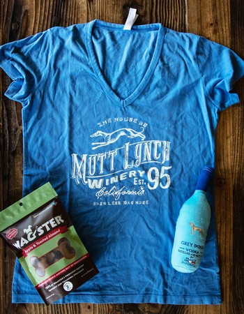 Mutt Lynch Est. 95 Blue