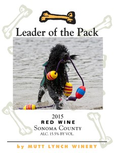 2015 Leader of the Pack Red Wine